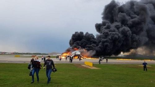 Хронология действий служб Аэропорта Шереметьево в день крушения SU1492